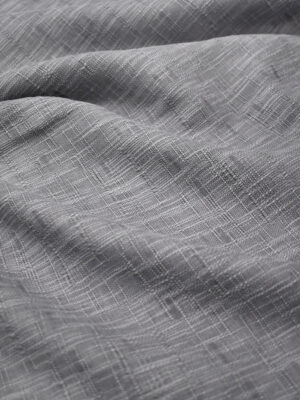 Рогожка летняя серая (8727) - Фото 12