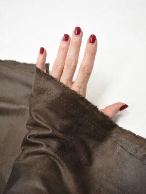 Экокожа коричневого оттенка (8781) - Фото 16