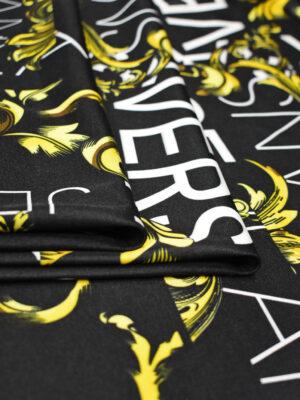Джерси с желтыми вензелями и надписями (8912) - Фото 14