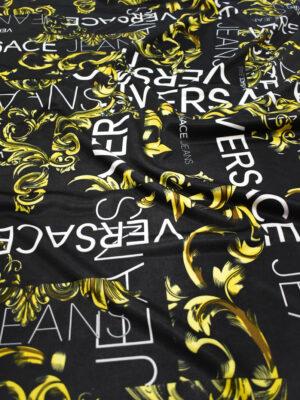Джерси с желтыми вензелями и надписями (8912) - Фото 13