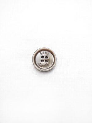 Пуговица блузочная бежевый перламутр Daks (p0799) - Фото 13
