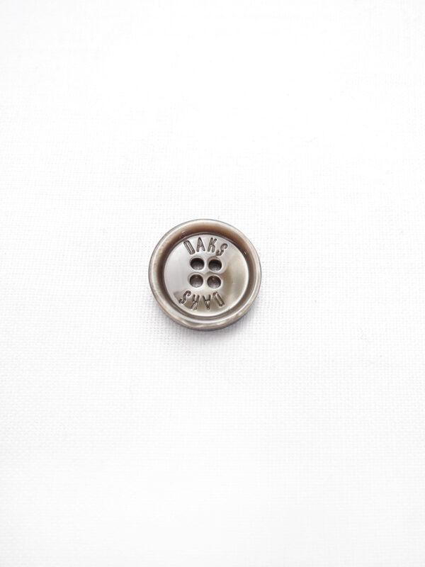 Пуговица блузочная бежевый перламутр Daks (p0799) - Фото 6