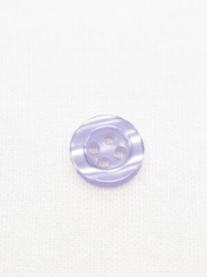Пуговицы блузочные сиреневые пластик (р0969) - Фото 11