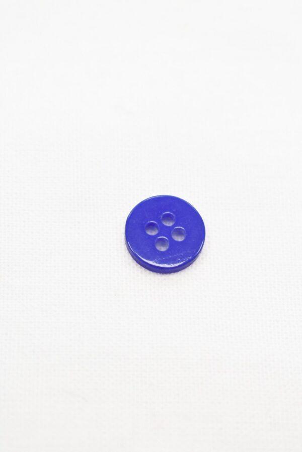 Пуговицы блузочные синие (р0971) - Фото 8