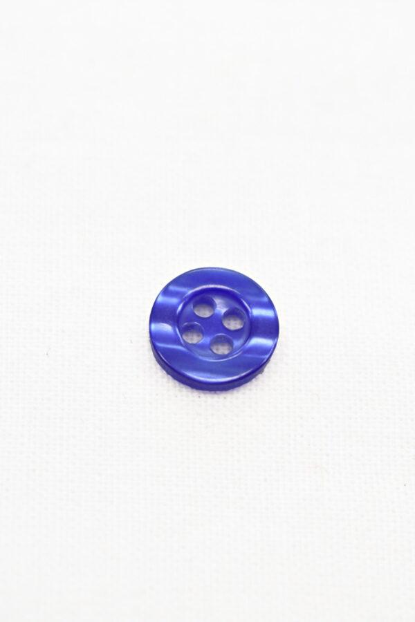 Пуговицы блузочные синие (р0971) - Фото 6