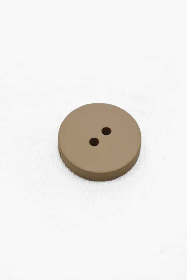Пуговица пластик кремовая с надписью (р1160) к23 - Фото 10