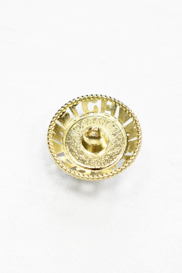 пуговица золото жемчужина шанель