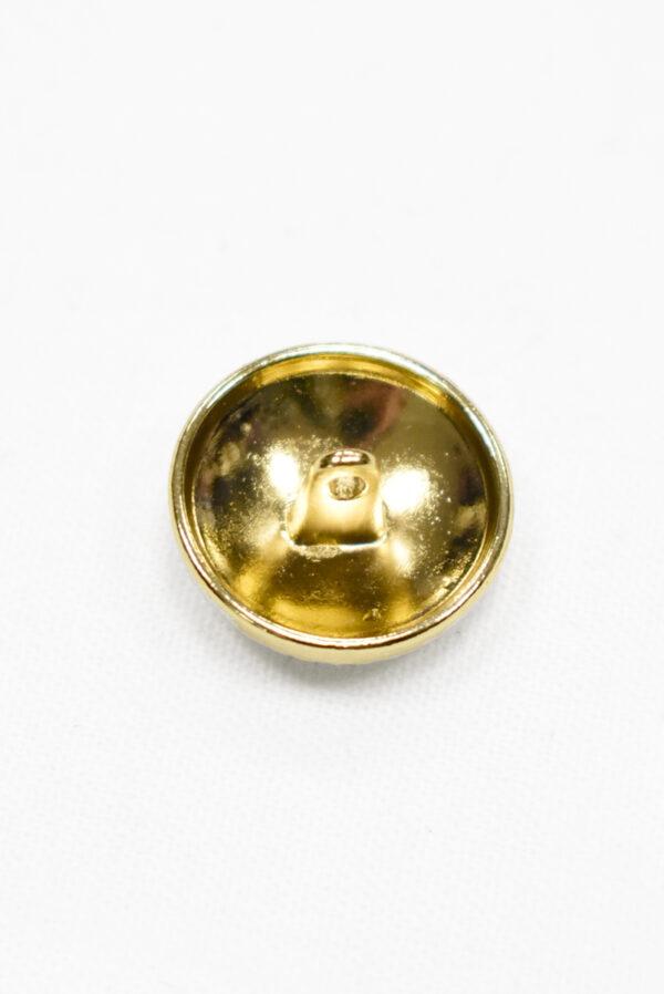 Пуговица металл золото паук 20мм  (р1193) к19 - Фото 9