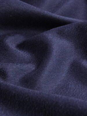 Пальтовая шерсть кашемир темно синяя (0320) - Фото 10