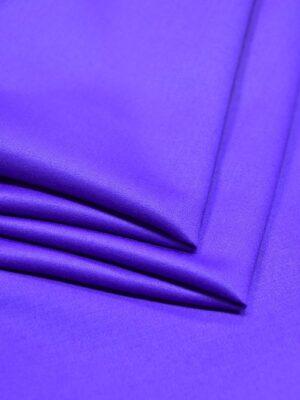 Костюмная шерсть с эластаном фиолетовый аметист двухсторонняя люкс (0424) - Фото 22
