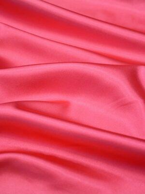 Атлас стрейч ярко-розовый (0578) - Фото 11