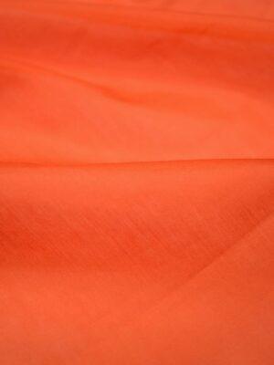 Батист шелковый оранжевый (1050) - Фото 17