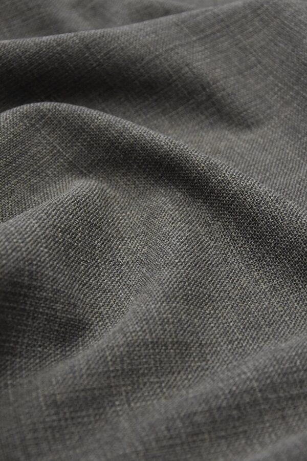 твид шерсть темно серый с зеленым оттенком (1308) - Фото 6