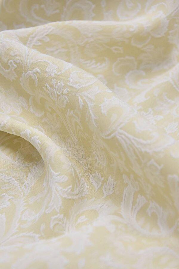 Жаккард узор белые вензеля (1473) - Фото 7