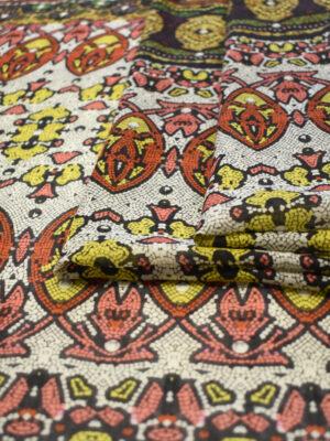Кашемир шерсть с мозаикой (1530) - Фото 25