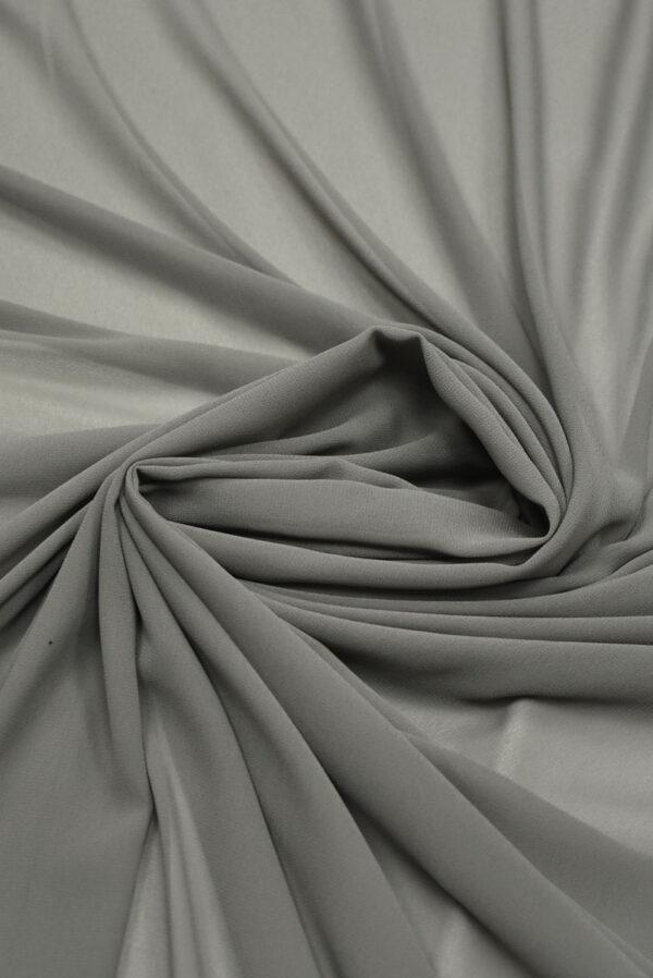 Креп шифон серый (1956) - Фото 8