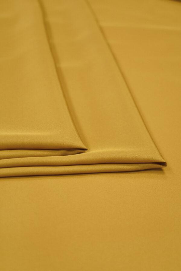 Креп старое золото (2537) - Фото 7