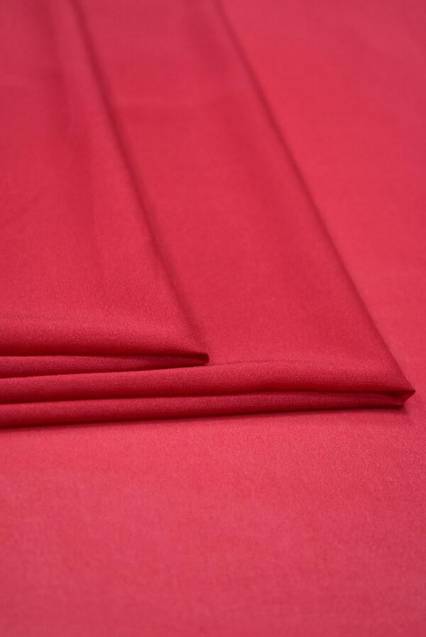 Креп шифон яркий ягодный оттенок (2813) - Фото 7