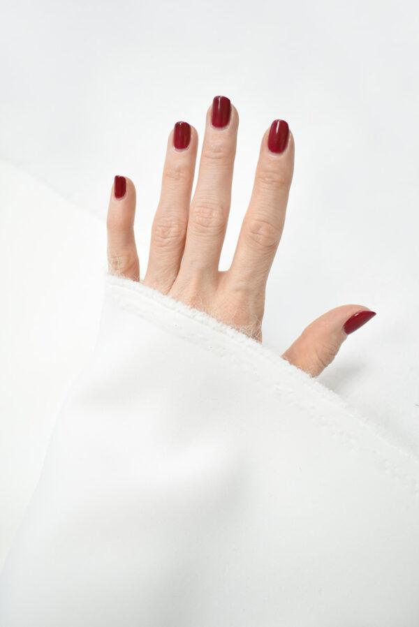 Неопрен белого цвета (3957) - Фото 9