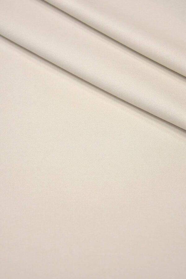 Джерси вискоза светло-бежевый (4087) - Фото 7