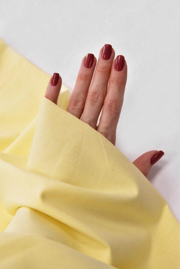 Лен рубашечный желтого оттенка (4875) - Фото 9