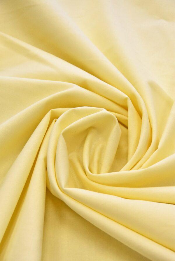 Лен рубашечный желтого оттенка (4875) - Фото 8