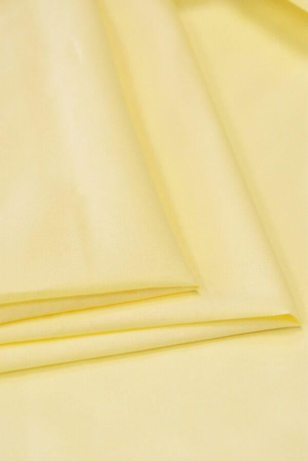 Лен рубашечный желтого оттенка (4875) - Фото 7