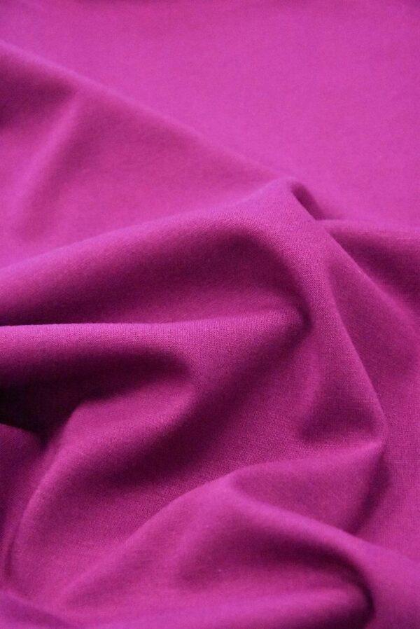 Джерси холодного оттенка фуксии (4881) - Фото 6