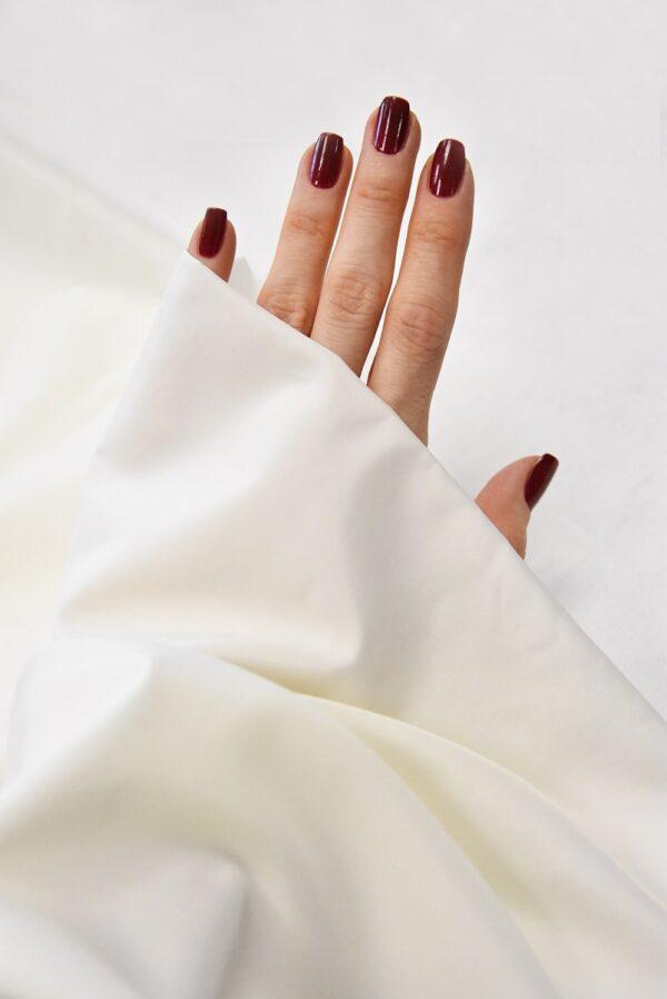 Плащевая ткань молочный оттенок (4930) - Фото 9