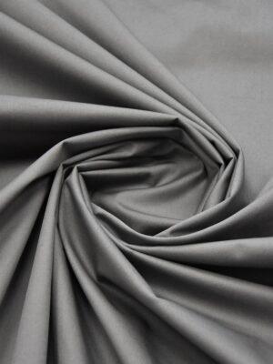 Хлопок стрейч плотный костюмный серый (5094) - Фото 17