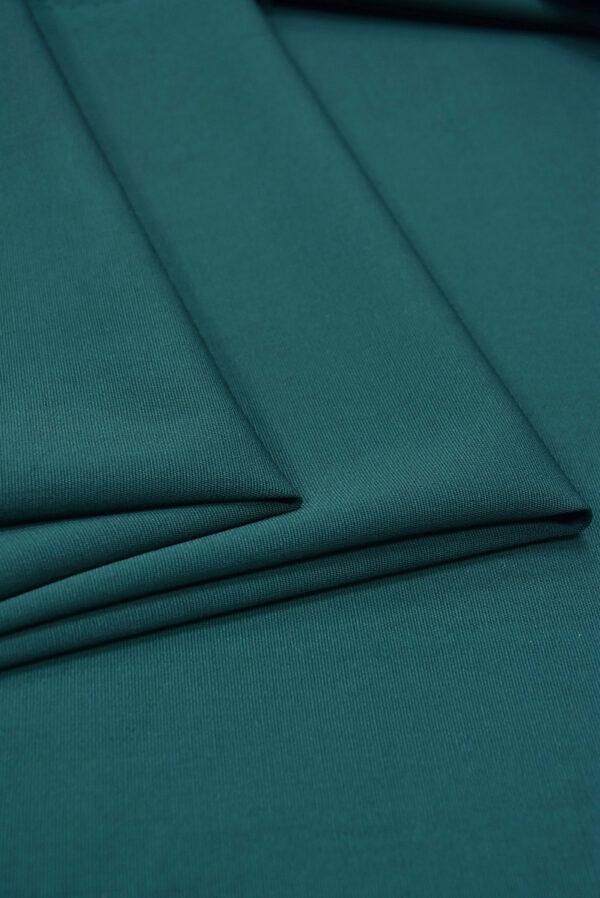 Костюмная шерсть стрейч хвойный оттенок (5405) - Фото 10