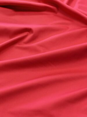 Сатин стрейч малиновый оттенок (6468) - Фото 18