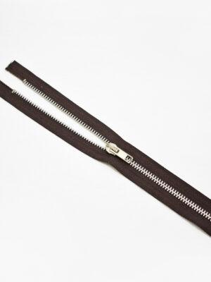 Молния разъемная коричневая 104 см (m1128) - Фото 13