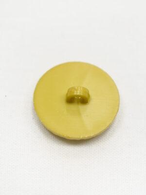 Пуговица пластик цвета горчицы с резьбой (р1316) - Фото 15