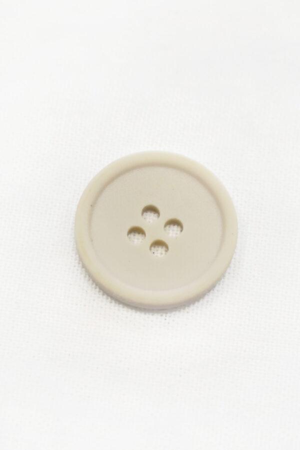 Пуговица оттенок грейдж на четыре прокола (р1348, р1203) - Фото 6