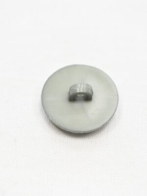 Пуговица пластик серая с резьбой (р1352) - Фото 11