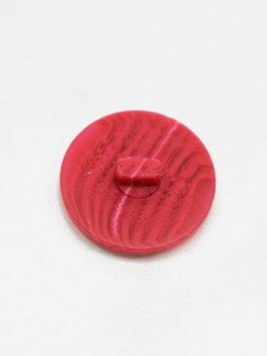 Пуговица большая цвет красный с разводами (р1400) - Фото 11