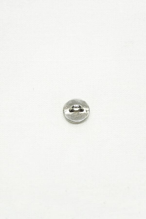 Пуговица маленькая металл сталь 2