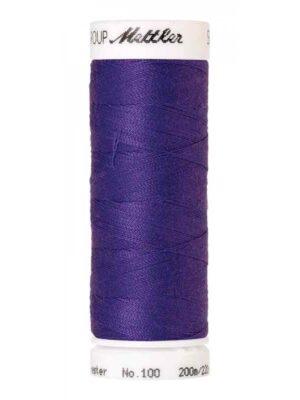 Универсальная нить AMANN GROUP METTLER Германия, SERALON, 200 м (цвет магически фиолетовый 0013) - Фото 13