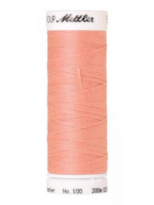 Универсальная нить AMANN GROUP METTLER Германия, SERALON, 200 м (цвет холодный розовый 0075) - Фото 17