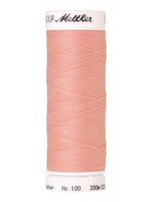 Универсальная нить AMANN GROUP METTLER Германия, SERALON, 200 м (цвет розовое облако 0081) - Фото 14