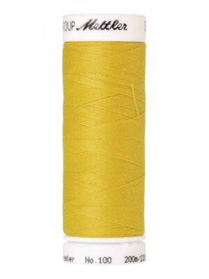 Универсальная нить AMANN GROUP METTLER Германия, SERALON, 200 м (цейлонский желтый цвет 0116) - Фото 11