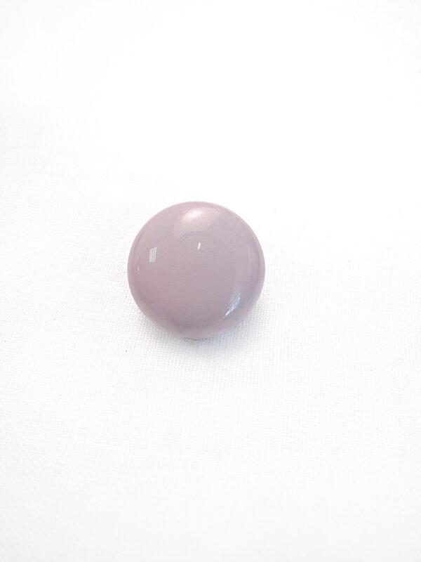 Пуговица пластик фиалковая (p0151) к17н - Фото 6
