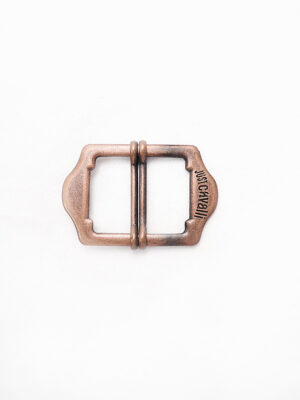 Пряжка металл медь с двумя язычками большая (p0385) - Фото 7