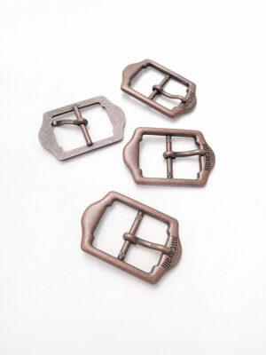 Пряжка металл медь (p0388) - Фото 15