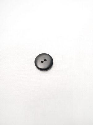 Пуговица пластик круглая на два прокола серый перламутр (p0556) - Фото 14