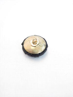 Пуговица из ротанга черника на ножке (p0623) - Фото 14