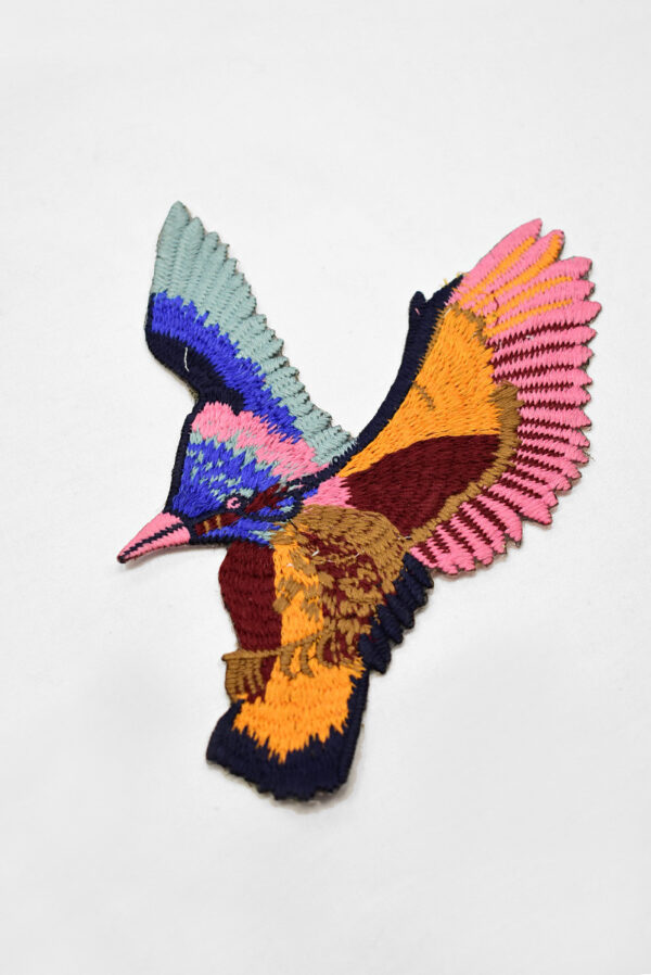 Термоаппликация птица колибри (t0745) - Фото 6