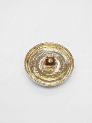 Пуговица металл золото черная эмаль орнамент дриады (p0932) - Фото 11