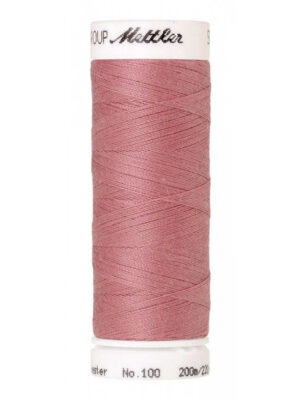 Универсальная нить AMANN GROUP METTLER Германия, SERALON, 200 м (цвет розовый кварц 1057) - Фото 14